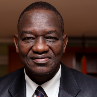 H.E. Mr. Amadou Kone, Honourable Minister of Transport at Ivory Coast