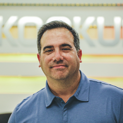 John Tuders, Executive Director, Growth and Innovation at Skookum