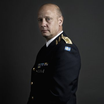 Major General Karl Engelbrektson, Commander at Army of Sweden