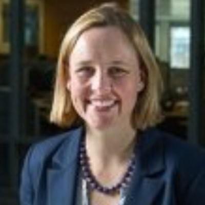 Angela Johnson, Programme Director at Deutsche Bank