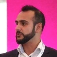 Umran Rafi, Head of Digital Data at Santander