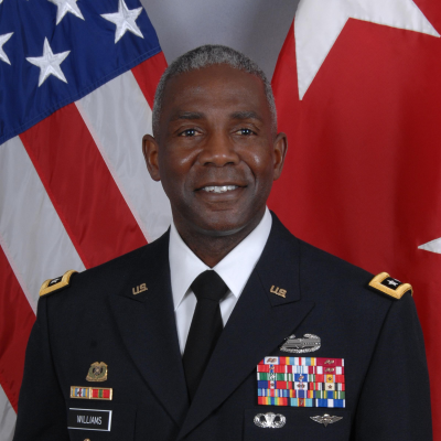 Lieutenant General Darrell K. Williams