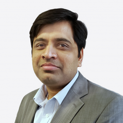 Gururaj Karanth, Principal Architect, Banking & Financial Services at SLK Software