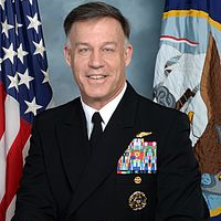Rear Admiral Sean S. Buck