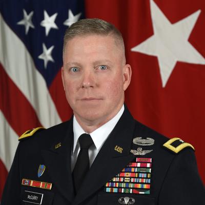 Brigadier General Michael C. McCurry