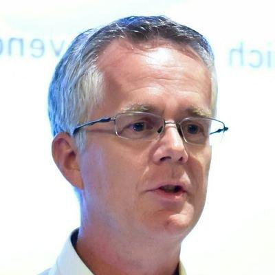 John Sinke, Marketing Director at Hong Kong Disneyland Resort