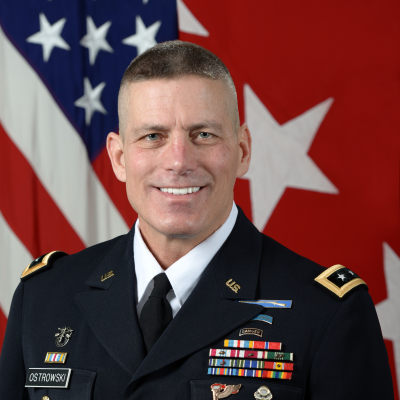 Lieutenant General Paul A. Ostrowski