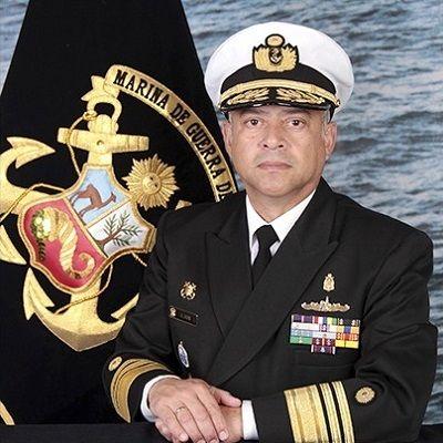 Vice Admiral (Retd) Gonzalo Rios Polastri