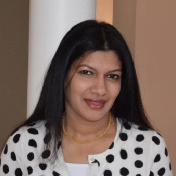 Shanthi Pudota, Head of Data Management, Strategy and Architecture at Discover Financial Services