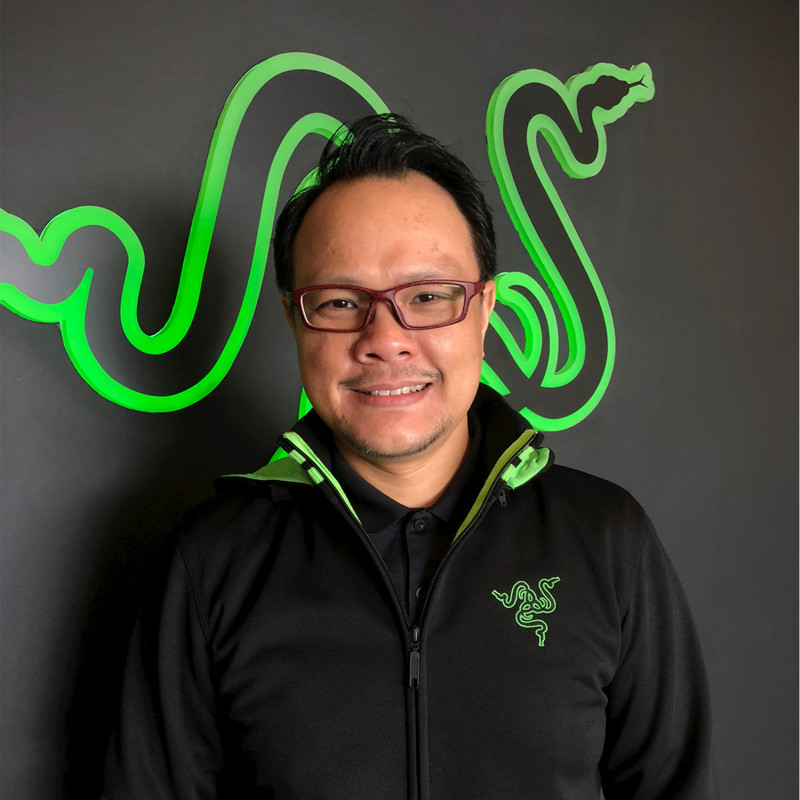 David Tse, Global Esports Director at Razer