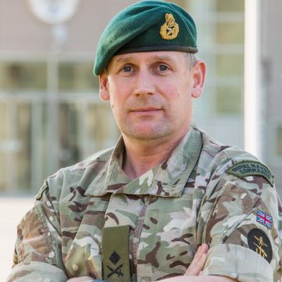 Major General Jim Morris