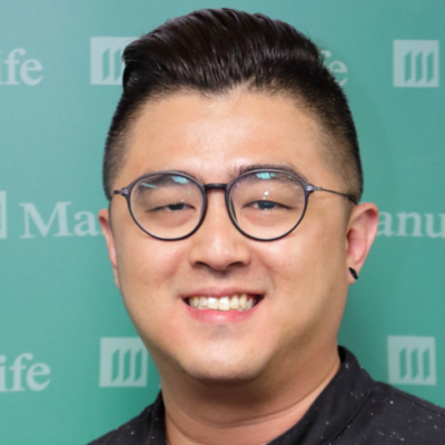 Jack Ng, Head of Regulatory Compliance and Anti-Money Laundering Responsible Officer at Manulife Singapore