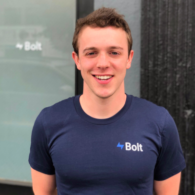 Ryan Breslow, Founder & CEO at Bolt