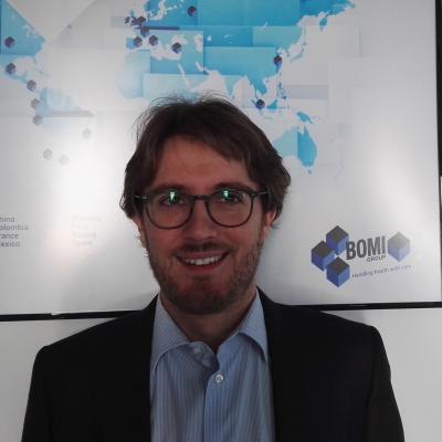 Felipe Morgulis, COO at Bomi Group