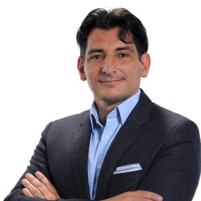 Philippe Reale, SVP Global Supply Chain at BAXTER