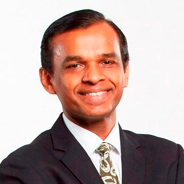 Prof Suresh Pillai, Director, Centre for Healthcare Simulation, Yong Loo Lin School of Medicine at National University of Singapore
