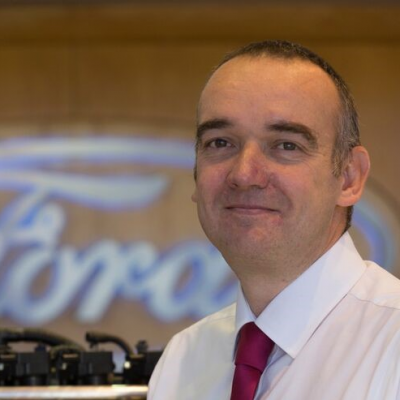 Marcus Davies, Senior Technical Leader Global Emissions - PCCN Applications FoE at Ford Motor Company Limited