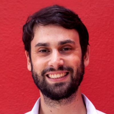 Vinnie Lauria, Managing Partner at Golden Gate Ventures