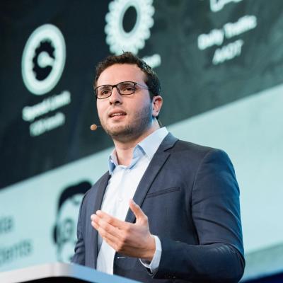 Omar Maher, Director, Artificial Intelligence at Esri