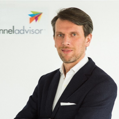 Andreas Platiel, Strategic Partnerships, EMEA at ChannelAdvisor