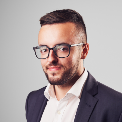 Johnathan Galea, Managing Director at Blockchain Advisory