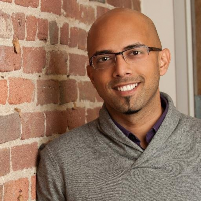 Indy Guha, VP of Enterprise Marketing at Signifyd