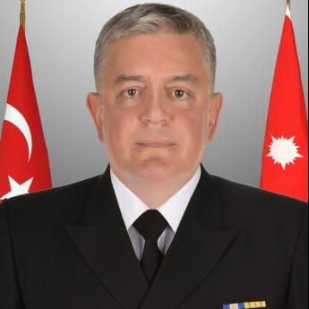 Rear Admiral İbrahim Adanir