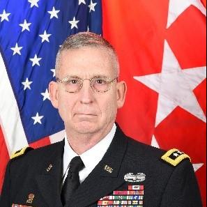 Lieutenant General Theodore D. Martin