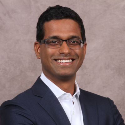 Rajesh Krishnamachari, Head of Data Science, Data and Innovation Group at Bank of America