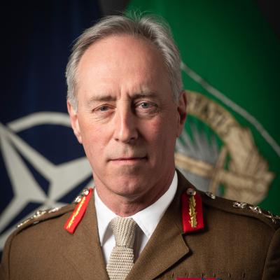 General Tim Radford CB DSO OBE