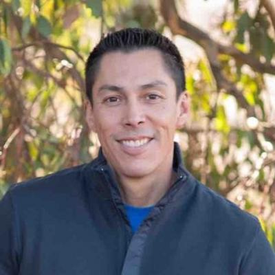 Steve Mendez, eBay at AWF Program Manager
