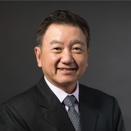Ricky Hi, Director, Operations at National Dental Centre Singapore