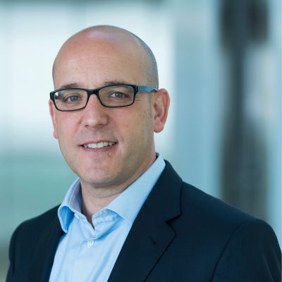 Javier Sánchez, Head of Global Shared Services at Thyssenkrupp Business Services