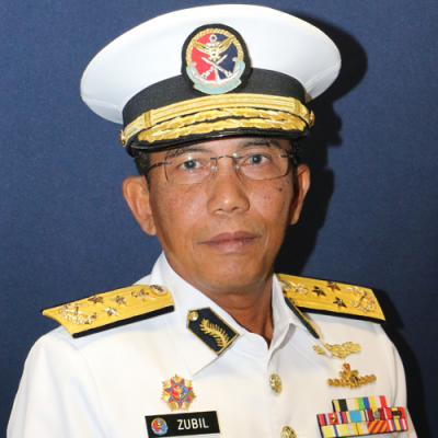 Vice Admiral Maritime Dato' Mohd Zubil bin Mat Som