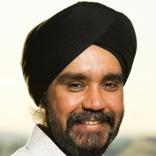 Gagandeep Singh, Managing Director GBS Asia Pacific at Swarovski Global Business Services
