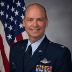 Colonel David Drichta