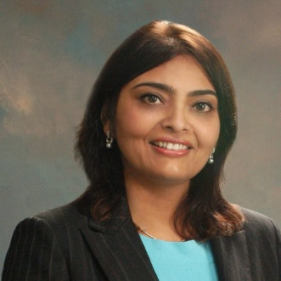Namita Tirath, Executive Vice President, Client Relations & Business Development at Pyramid Consulting