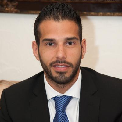 Mazen Mroueh, Global Digital Media & Technology Lead at Friensland Campina