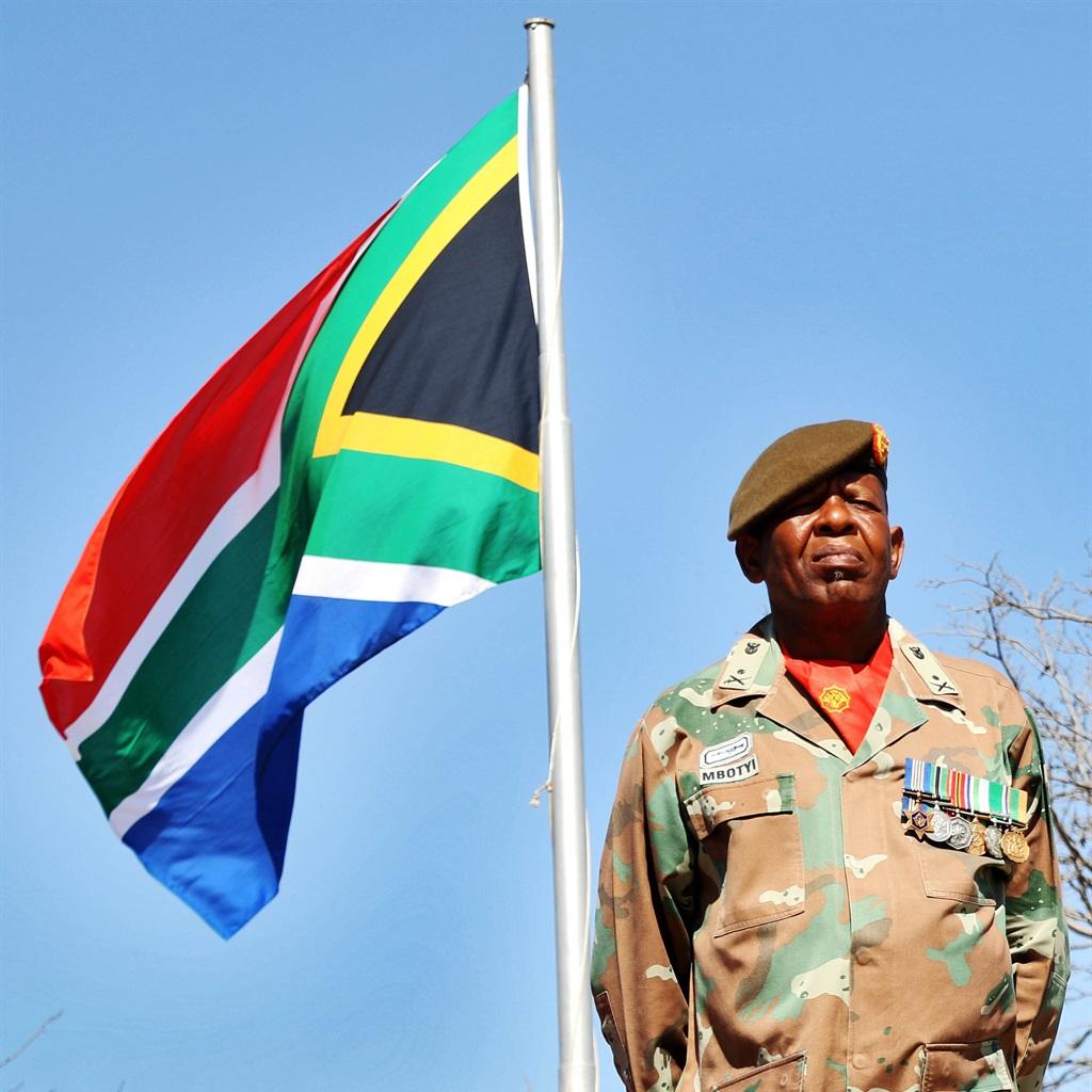 Brigadier General Fezile Mbotyi