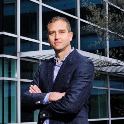 Robert Jan Van den Bos, Director Global Supply Chain Strategic Initiatives at Amgen