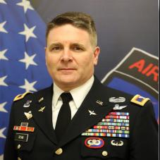 Colonel Philip J Ryan