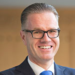 Dr. Bernd van Linder, Chief Executive Officer at Commercial Bank of Dubai, UAE