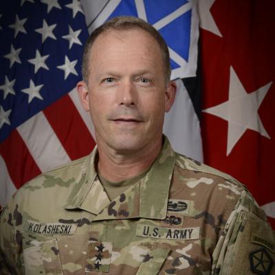 Lieutenant General John Kolasheski