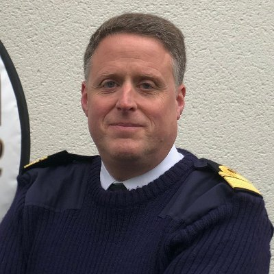 Rear Admiral Simon Asquith OBE