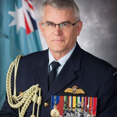 Air Vice-Marshal Gavin Turnbull GAICD (RAAF Retired)