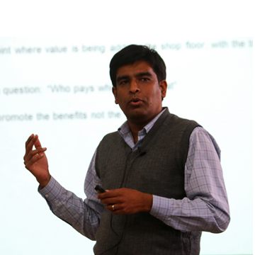 Sidharth Balakrishna, Former Head of Strategy and Innovation and Executive Director at Essel Group