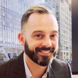 Justin Mardex, Global Workplace Strategy at J.P. Morgan Chase & Co.