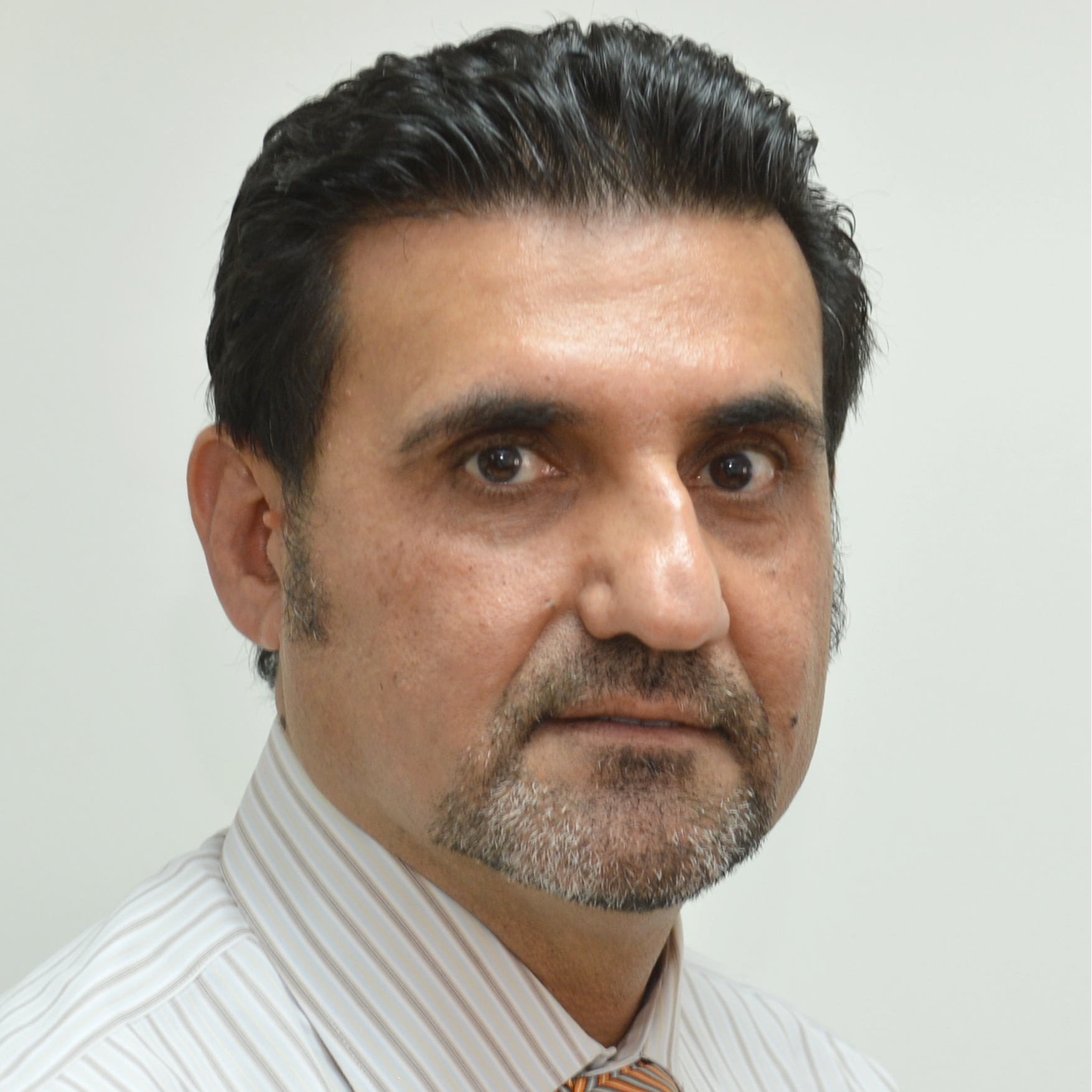 Abdulaziz Dashti, Manager, Risk Management Group at Kuwait Gulf Oil Company (KGOC)