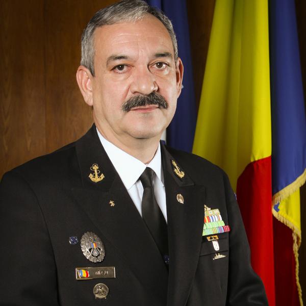 Vice Admiral Alexandru Mirsu