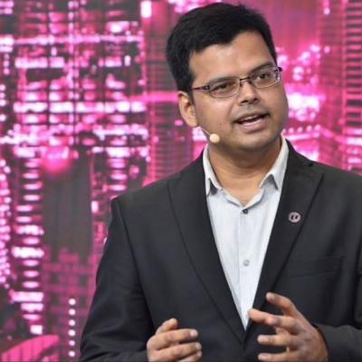 Vivek Kumar, Director, Marketing & Omnichannel Monetisation at NTUC Fairprice